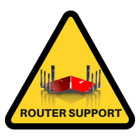 ROUTER SUPPORT NUMBER